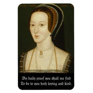 Anne Boleyn Quote Magnet