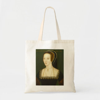 Anne Boleyn Second Wife of Henry VIII Portrait Tote Bag