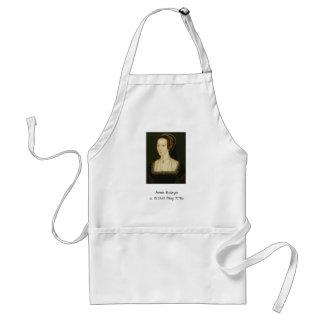 Anne Boleyn Standard Apron