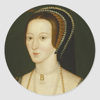 Anne Boleyn Stickers