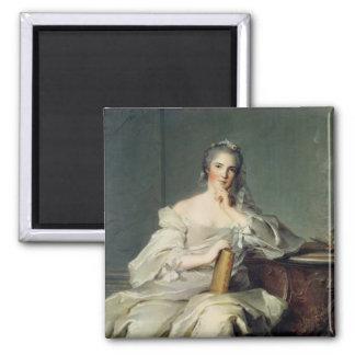 Anne-Henriette de France, as the element of Square Magnet