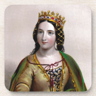 Anne Neville Cork Coaster