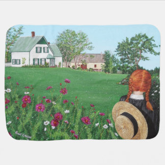 Anne of Green Gables Baby Blanket