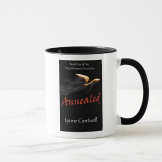 Annealed coffee mug