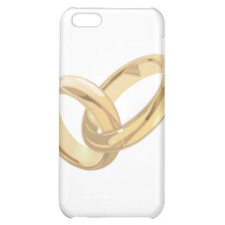 Anneaux de mariage étui iPhone 5C