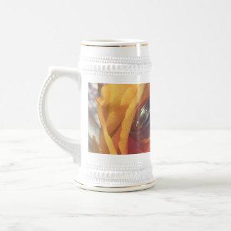 Anneaux de mariage mugs à café