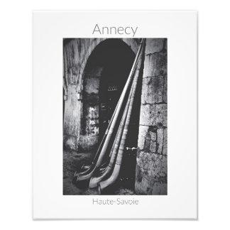 Annecy - Fête des Alpages Photo Print