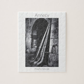 Annecy - Haute-Savoie Jigsaw Puzzle