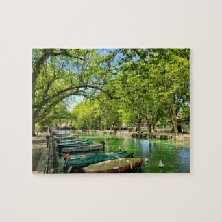 Annecy Jigsaw Puzzle