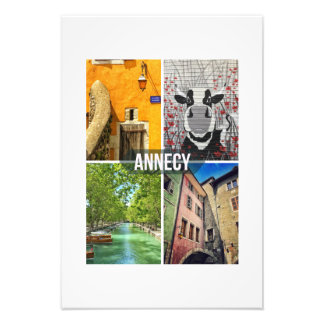 Annecy Photo Print