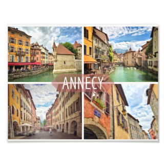Annecy Print