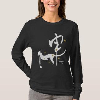 Année du singe - zodiaque chinois t-shirt