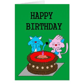 Annenikobu & Annenikopink birthday card
