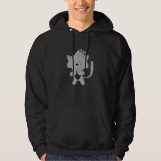 ANNENIKOPINK BLACK SWEAT SHIRT