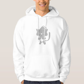 ANNENIKOPINK WHITE SWEAT SHIRT
