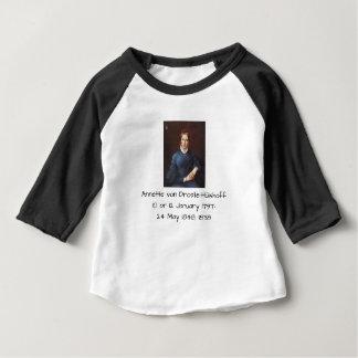 Annette von Droste-Hulshoff 1838 Baby T-Shirt