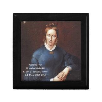 Annette von Droste-Hulshoff 1838 Gift Box