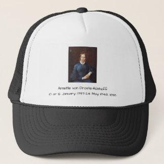 Annette von Droste-Hulshoff 1838 Trucker Hat