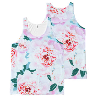 Annie All-Over-Print Tank Top