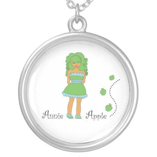 Annie Apple Custom Jewelry