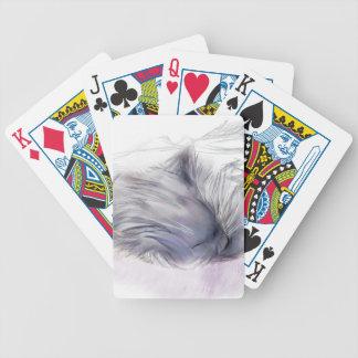 Annie first and last days poker deck