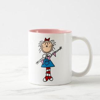 Annie With Hearts Mug