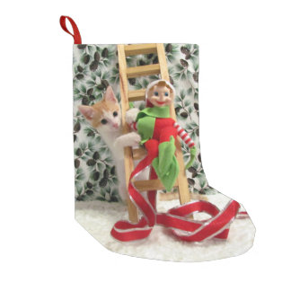 Annie's Christmas Stocking - Cat, Kitten, Rescue