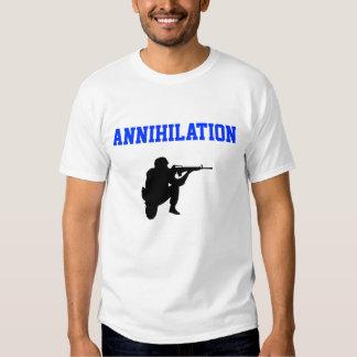 ANNIHILATION TSHIRTS