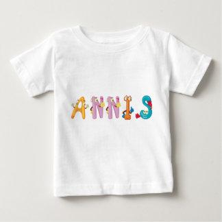 Annis Baby T-Shirt