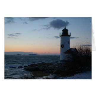 Annisquam Lighthouse Card