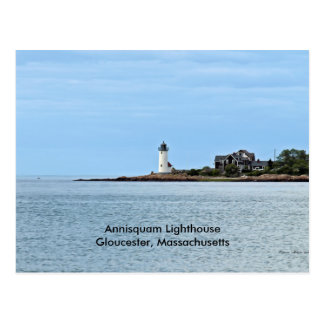 Annisquam Lighthouse Postcard