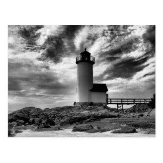 Annisquam Lighthouse-Postcard Postcard