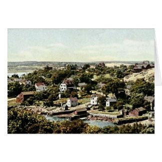 Annisquam Village, Gloucester, Massachusetts Card