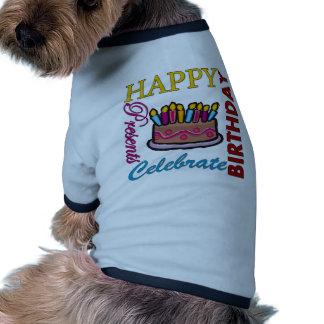 Anniversaire Vêtements Pour Animaux Domestiques