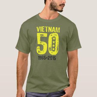 Anniversaire de guerre de Vietnam cinquantième T-shirt