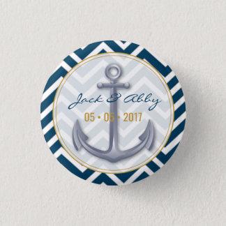 Anniversary Anchor Button