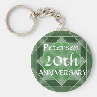 Anniversary Jewel Keychain