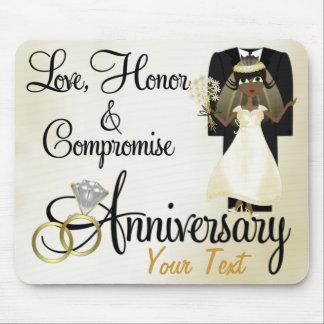 Anniversary Keepsake  Mousepad