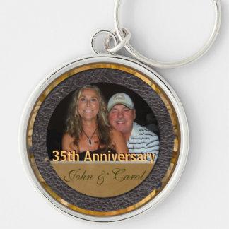 Anniversary Keychain