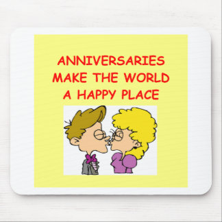 anniversary mousepads