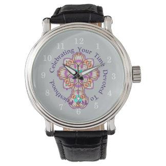 Anniversary Priest Ordination Celebrations Wristwatches