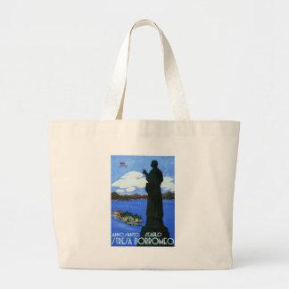 Anno Santo Stresa Borromeo Canvas Bags