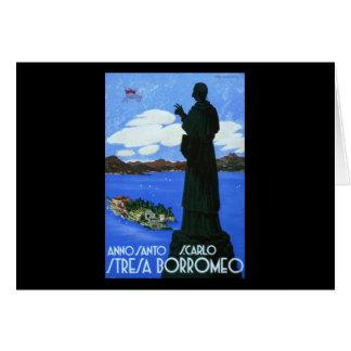 Anno Santo Stresa Borromeo Card