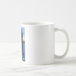 Anno Santo Stresa Borromeo Classic White Coffee Mug