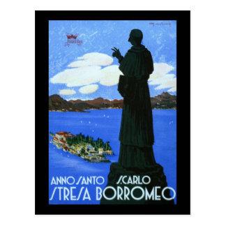 Anno Santo Stresa Borromeo Post Card