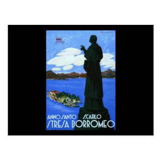 Anno Santo Stresa Borromeo Postcard