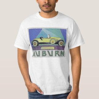 Annonce auburn vintage d'automobile t shirts