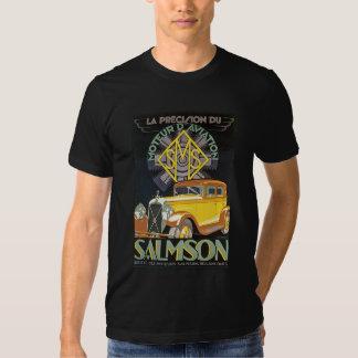 Annonce vintage d'automobile de Salmson Tee Shirt