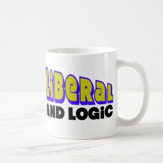 Annoy A Liberal: Use Facts & Logic! Coffee Mug