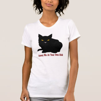 Annoy Me Cat T-Shirt